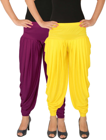 Pack Of Stylish Dhoti Pants - C-SP-DH-P1Y