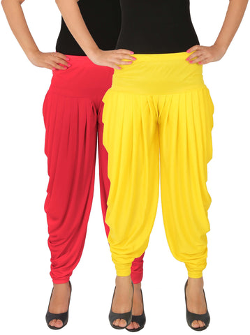 Pack Of Stylish Dhoti Pants - C-SP-DH-PY