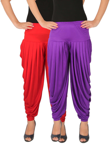 Pack Of Stylish Dhoti Pants - C-SP-DH-RV