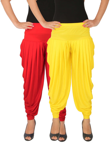 Pack Of Stylish Dhoti Pants - C-SP-DH-RY
