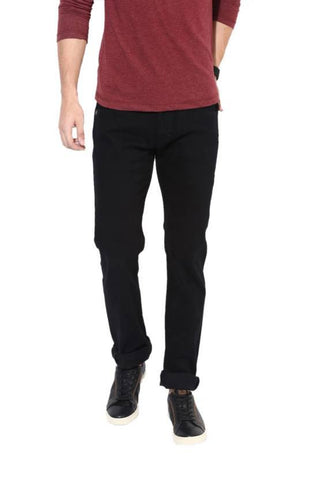 Lawson Skinny Men's Black Denim Jeans - Copperstone-ULSB001