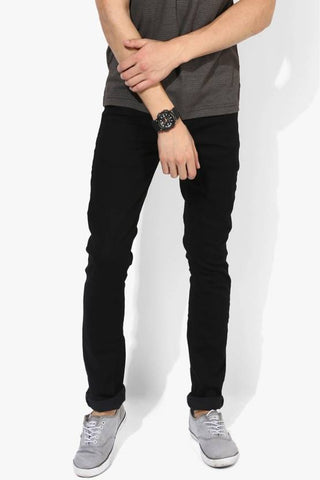 Lawson Skinny Men's Black Denim Jeans - CopperstoneBlack05