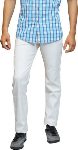 Lawson Skinny Men's White CottonSpandexDenim Jeans - CopperstoneWhiteLawson03
