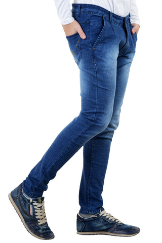 Light Blue Color Denim Mens Jeans - DC-J-LBLUE
