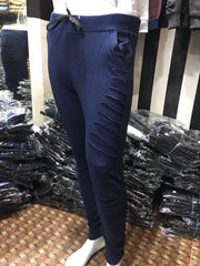 Buy Blue Color Loop Net Track Pant