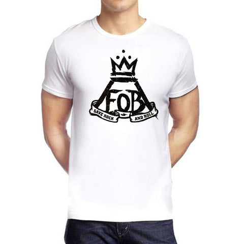 White Color polyester Men's Tshirt - DIGI6236