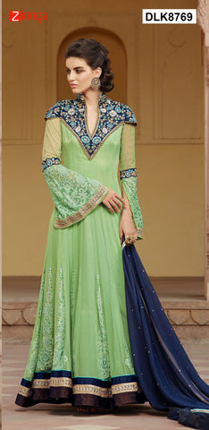 DREAMLIFESTYLE-Women's Beautiful Semi-Stitched Salwars - DLK8769