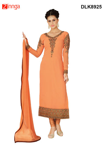 DREAMLIFESTYLE-Women's Beautiful Semi-stitched Salwar - DLK8925