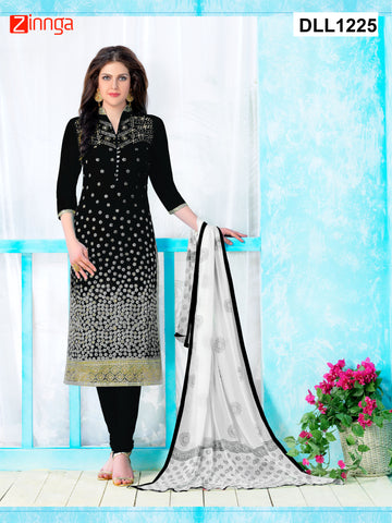 DREAMLIFESTYLE-Women's Beautiful Semi-Stitched Salwars - DLL1225