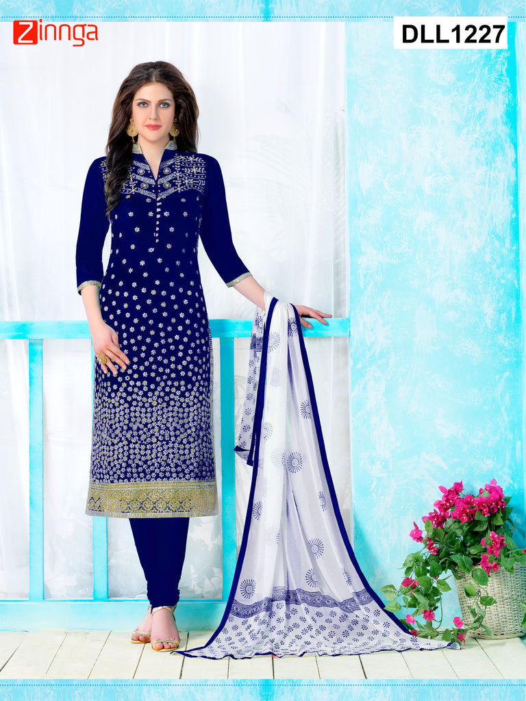women's Beautiful Semi-Stitched Salwar