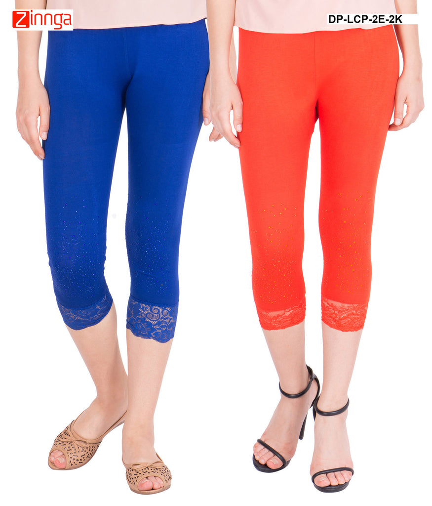Women's Beautiful Cotton Capris