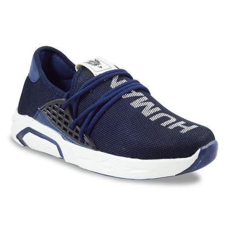 Blue Color Imported Mesh Men's Sports Shoes - GLX_3