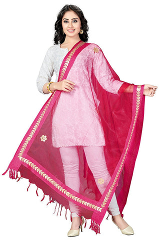 Rani Colour  TISSUE Dupatta- DUP0547