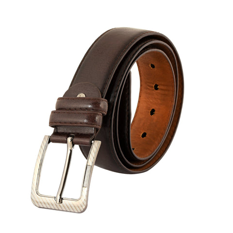 Brown Color Ragzin Men's Belt - DVS_BT01