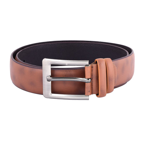 Tan Color Ragzin Men's Belt - DVS_BT05