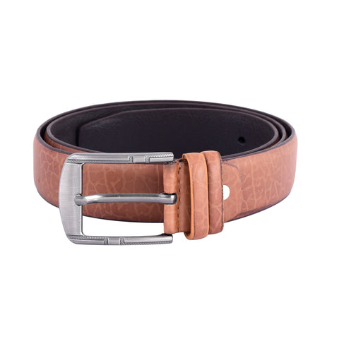 Tan Color Ragzin Men's Belt - DVS_BT07