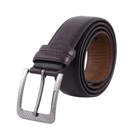 Brown Color Ragzin Men's Belt - DVS_BT09