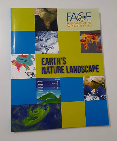 UPSC Book-Earth's Nature Landscape