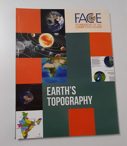 UPSC Book-Earth's Topography