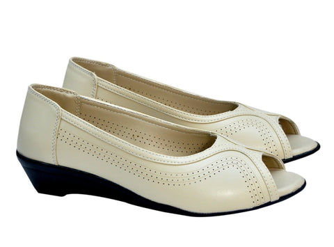 Cream Color Synthetic Bellies - FROBIE-600