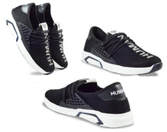 Buy Black Color Imported Mesh Men's Sports Shoes