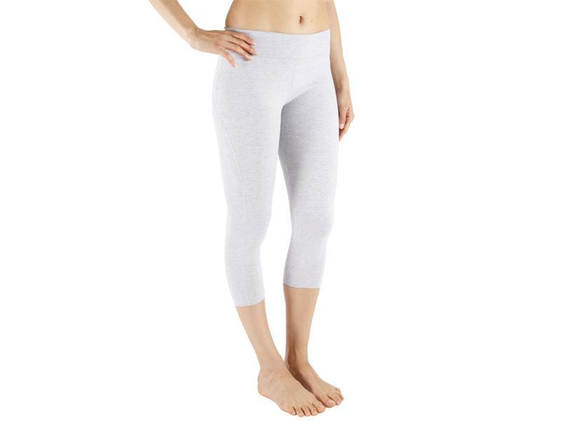 Buy Grey Color Supplex Lycra Capri