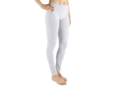 Grey Color Supplex Lycra Legging - GREY4-LG
