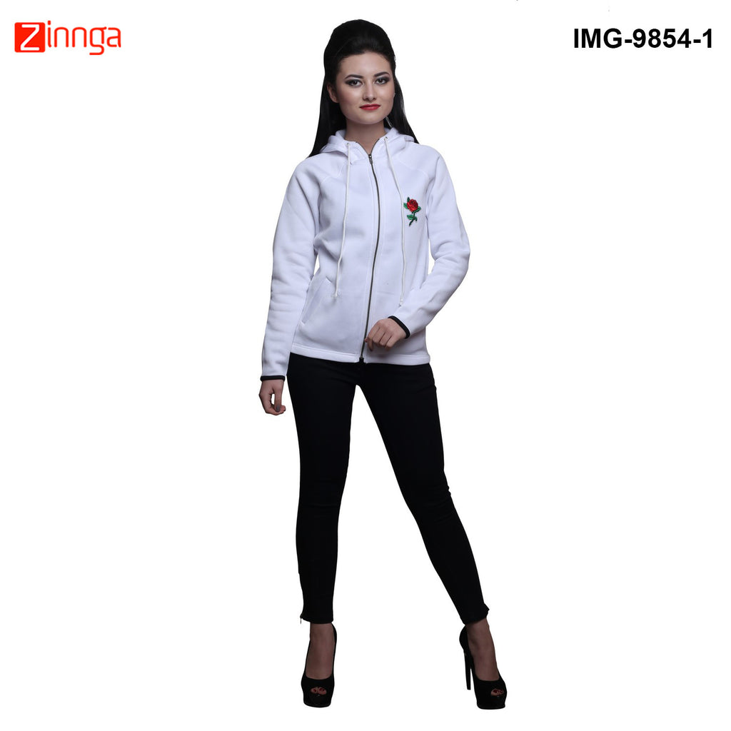 ELIOOP-Attractive Women's WinterWear Jacket- IMG-9854-1