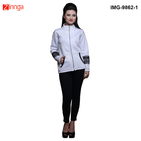 ELIOOP-Attractive Women's WinterWear Jacket- IMG-9862-1