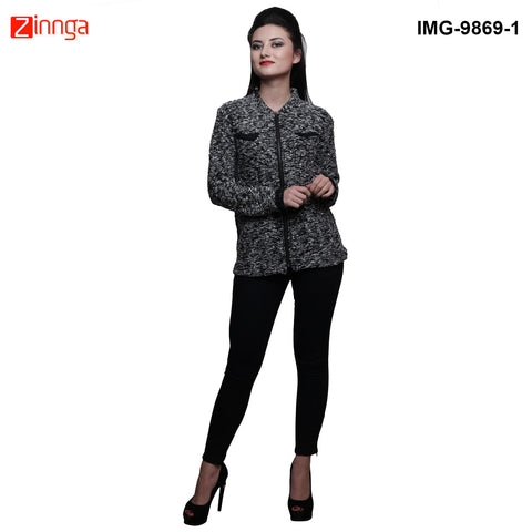 ELIOOP-Attractive Women's WinterWear Jacket- IMG-9869-1