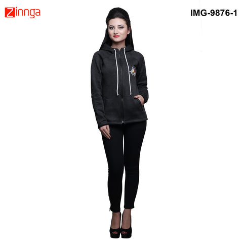 ELIOOP-Attractive Women's WinterWear Jacket- IMG-9876-1