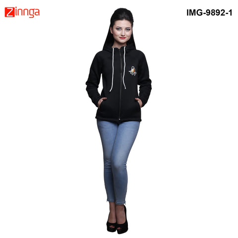 ELIOOP-Attractive Women's WinterWear Jacket- IMG-9892-1