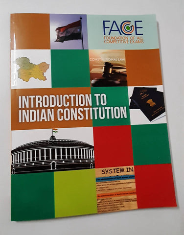 UPSC Book-Introduction to Indian Constitution