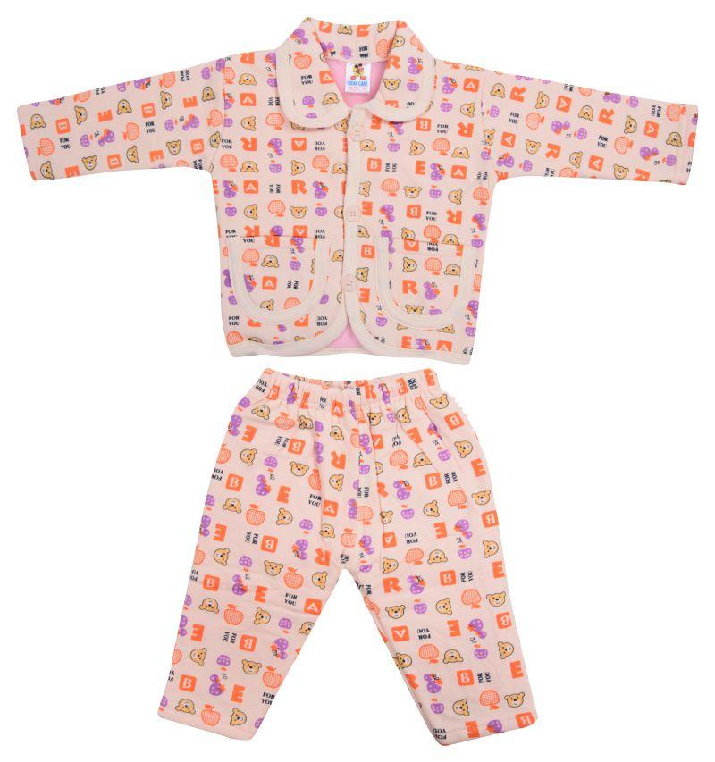 d625ba3f7a8f Buy Multi Color Unisex Cotton Clothing Set for Baby