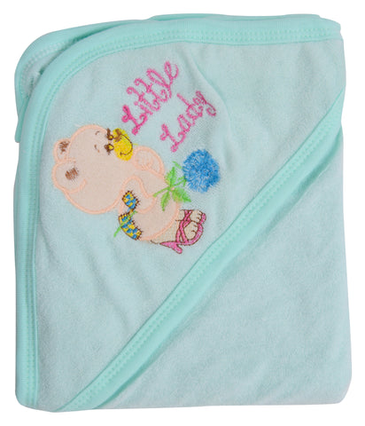 Multi Color Cotton Soft Baby Towel  - JMA136