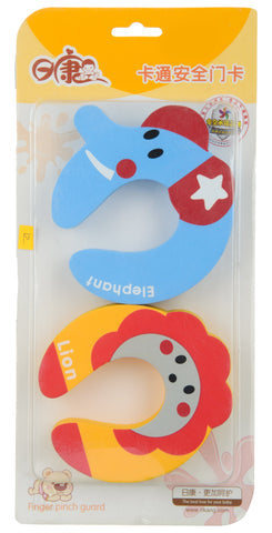 Multi Color Sponge Finger Pinch Guard  for Baby - JMA162