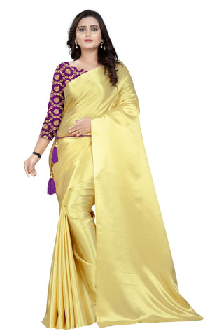 Wine Color Japan Crepe Saree - Japan-Crepe-Wine