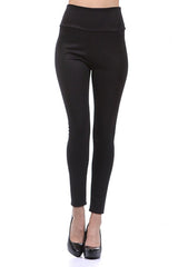 Black Color Imported Roma Jeggings
