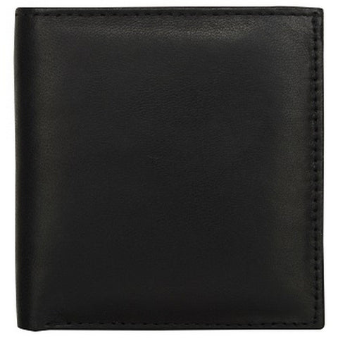Black Color Leather Credit Card Holder - K-122BLACK