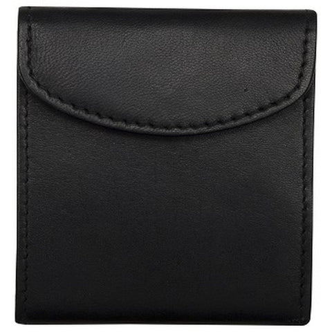Black Color Leather Credit Card Holder - K100BLACK