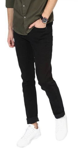 Lawson Skinny Men's Black Denim Jeans - LBlack01