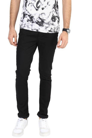 Lawson Skinny Men's Black Denim Jeans - LBlack02