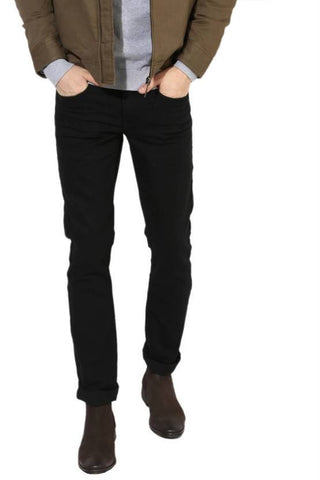 Lawson Skinny Men's Black Denim Jeans - LBlack03