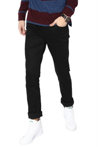 Lawson Skinny Men's Black Denim Jeans - LBlack05