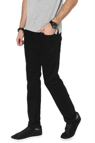 Lawson Skinny Men's Black Denim Jeans - LBlack08
