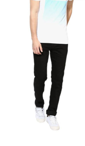 Lawson Skinny Men's Black Denim Jeans - LBlack10