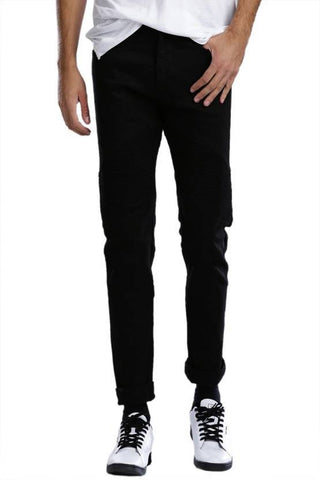 Lawson Slim Men Black Denim Jeans - LBlack11