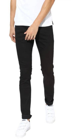 Lawson Slim Men Black Denim Jeans - LBlack13
