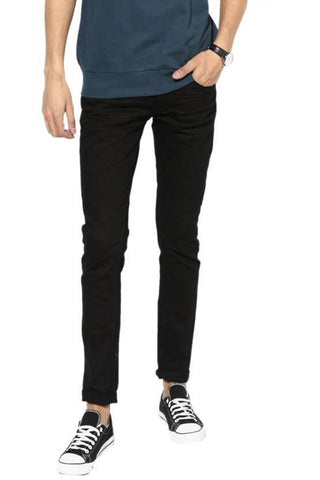 Lawson Skinny Men's Black Denim Jeans - LBlack21