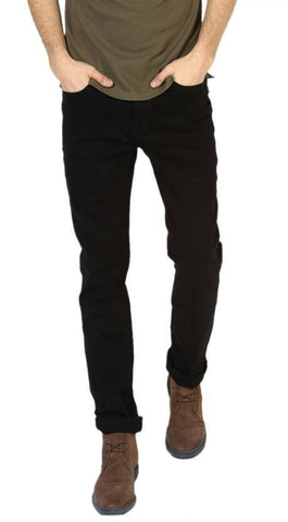 Lawson Skinny Men's Black Denim Jeans - LBlack26
